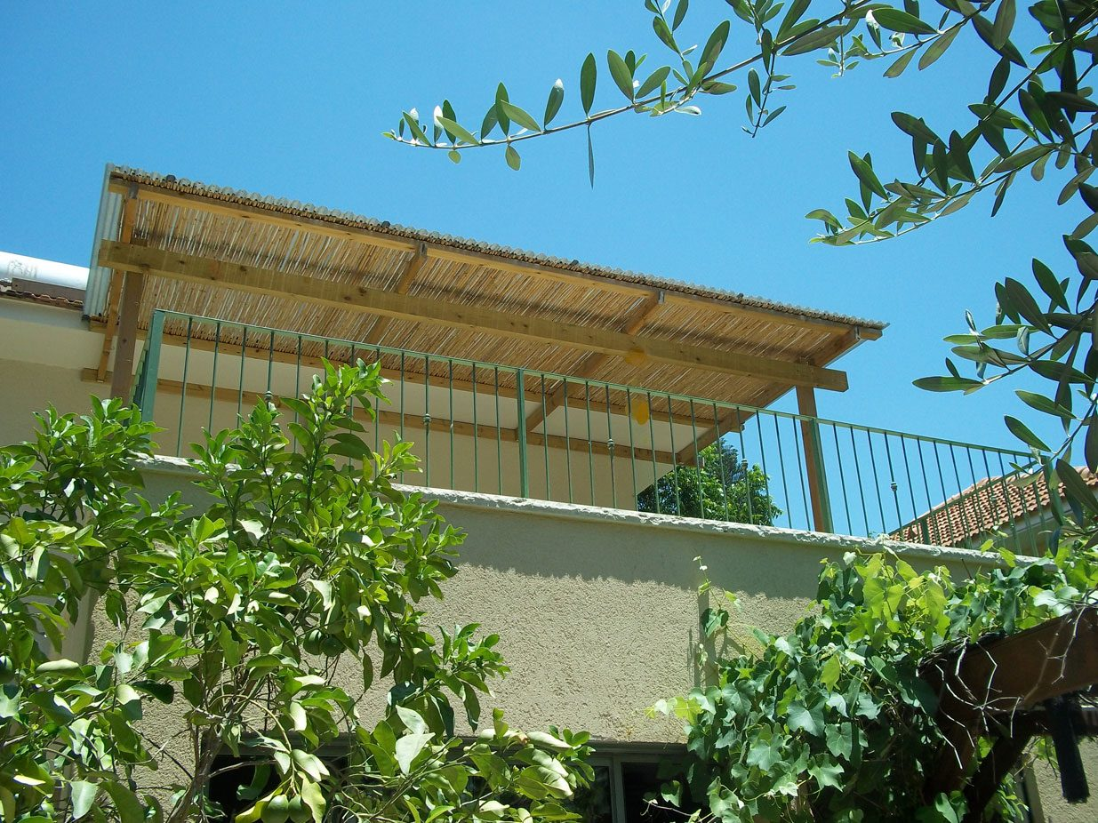 House Renovation in Givat Ada